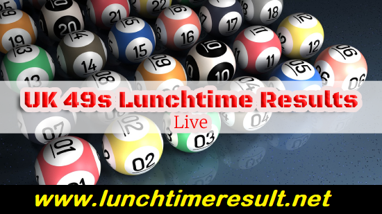 Lunchtime Results 11 July